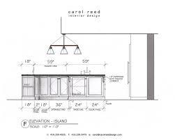 standard kitchen island dimensions inspiring wood prestige square door hazelnut standard kitchen island