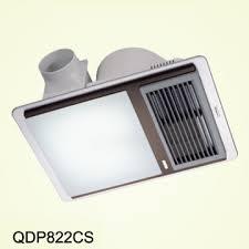 bathroom ceiling heater and light qdp822cs china bathroom heater fan light quiet exhaust fan