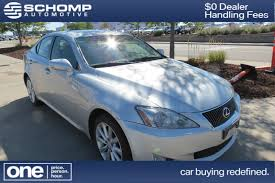 lexus pre certified vehicles pre owned 2010 lexus is 250 250 4dr car in highlands ranch