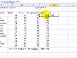 How Do You Do Excel Spreadsheets M17 8 How To Calculate Percentages An Excel Spreadsheet