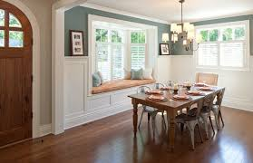 wainscoting under windows houzz