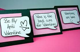 imagenes ironicas del dia de san valentin para los que no les gusta san valentin postales anti san valentin