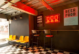 Fast Food Kitchen Design London Kitchen Design Relic Interiors London
