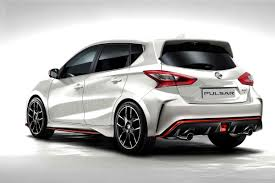 nissan pulsar nissan pulsar nismo brings 275bhp to the hatch party pics