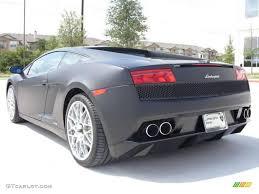 Lamborghini Gallardo Matte Black - 2009 nero nemesis matte black lamborghini gallardo lp560 4 coupe