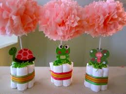 Baby Shower Table Centerpieces by Baby Shower Centerpieces My Baby Shower Gifts Pinterest Baby