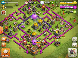 coc layout builder th8 rush to th8 then chill there coc addicts page 6