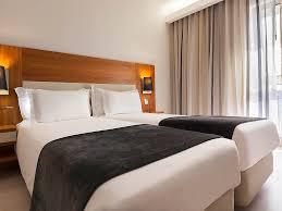Twin Bed Vs Double Bed Hotel Hotel 4 Stars Mercure Lisboa City Centre Hotel