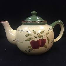 home interiors apple orchard collection homco home interiors apple orchard collection ceramic tea pot
