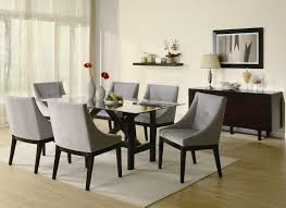 cappuccino dining room furniture collection alvarado upholstered dining side chair by coaster item 102232