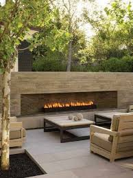 Outdoor Firepit Gas Inspirational Gas Outdoor Fireplaces Pits Propane Vs