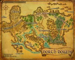 map from lord of the rings downs the one wiki to rule them all fandom powered by wikia