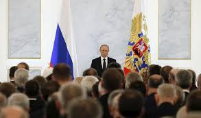 Russian Cabinet Putin Plan To Rejuvenate Russian Politics Makes Slow Progress