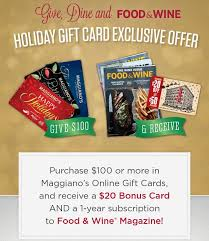 wine subscription gift 9 best maggiano s is delicious images on gift cards