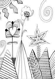 free coloring page download
