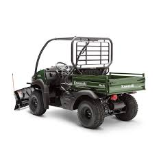 2017 mule sx plow