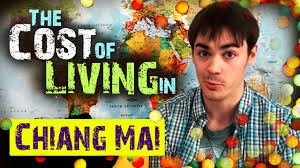 the true cost of living in chiang mai thailand youtube