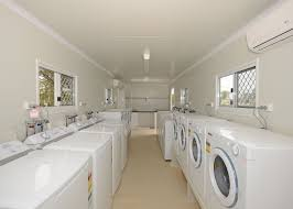 ablution and laundry solutions king caravans manufacture mobile