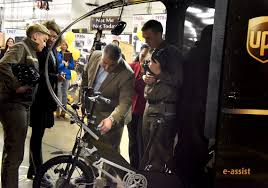 in the bike ups set to deliver pittsburgh packages on