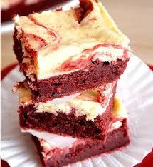 red velvet cheesecake swirl brownies recipes riverbender com