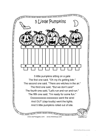 Halloween Comprehension Worksheets 18 Free Esl Pumpkin Worksheets