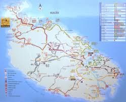 Usd Campus Map Malta Off The Beaten Path Trek Around Golden Bay Ghajn Tuffieha