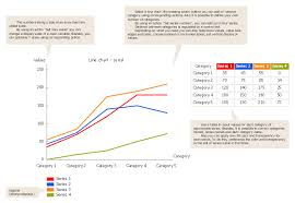 line chart template for word line graph template line chart