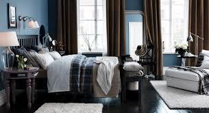 Light Blue Beige White Bedroom by Bedroom Ikea Bedroom Ideas Drum Pendant Light Gray Tufted