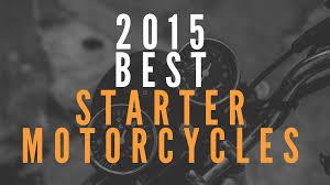 motocross bikes for beginners best starter motorcycles for 2015