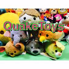 disney store release winnie pooh tsum tsum owl rabbit