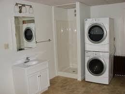 the amazing ideas of bathroom laundry room combo for small house