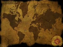 Old World Map Old World Style Map By Wheels35 On Deviantart