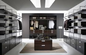 Shelving Units For Closet Minimalist Small Walk In Closet Decorating Design With Open