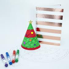 christmas tree diy yoobi