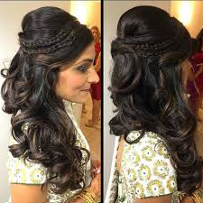farewell hairstyles unique indian hairstyles for medium curly hair indian hairstyles