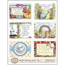 blessing cards garden blessing cards set 1 instant christian