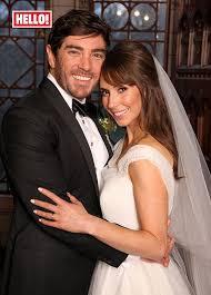 hello wedding dress alex jones magical new year s wedding to thomson