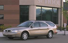 2001 mercury sable information and photos zombiedrive
