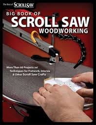 a collection of 60 of the best projects for both scroll saw