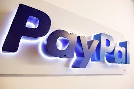paypal makes growth play as market cap tops 90 billion wsj