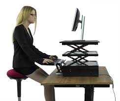 small electric standing desk electric changedesk adjustable standing desk