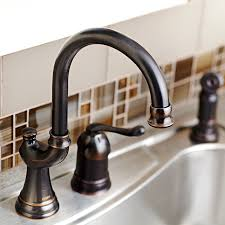 three kitchen faucets kitchen faucets lowes three kitchen makeovers impressive design
