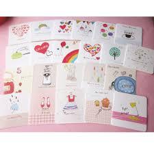 small card greeting card mini card birthday card