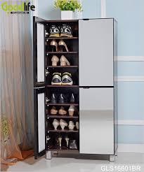 armadi per scarpe armadietto spazio di archiviazione di grandi dimensioni per l