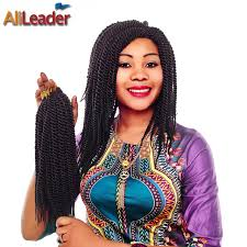 crochet twist hairstyle alileader 1 10pcs short synthetic crochet braids senegalese twist