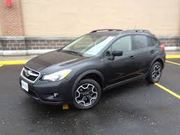 subaru xv crosstrek lifted test drive 2013 subaru xv crosstrek touring