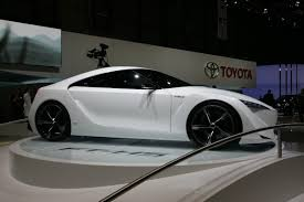 toyota supercar the first fruit of the bmw toyota deal may be hybridized supercar