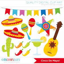 margarita clip art digital clipart cinco de mayo mexico festival fiesta clip