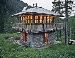 best small cabins stone two story lookout small cabin 1631 casa s best solutions of