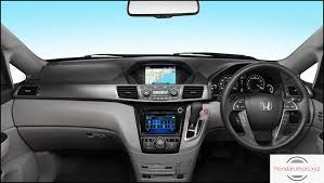 Honda Odyssey Interior 2020 Honda Odyssey Interior Release Date Price And Engine